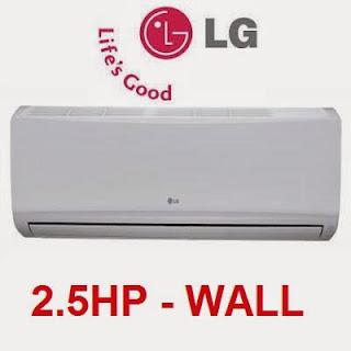 MMáy lạnh Treo tường LG 2.5HP