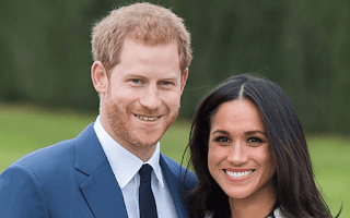 Meghan Markle and husband Prince Harry