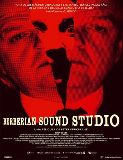 ver La inquisición del sonido (Berberian Sound Studio) (2012) Online
