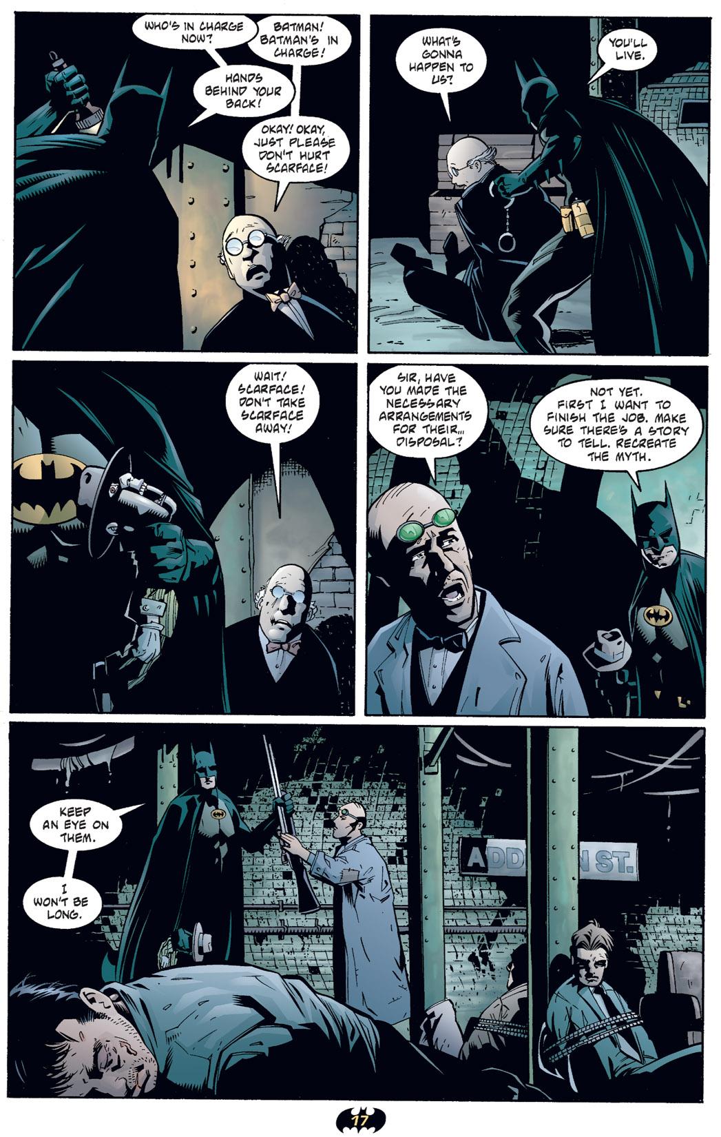 Detective Comics (1937) 730 Page 17