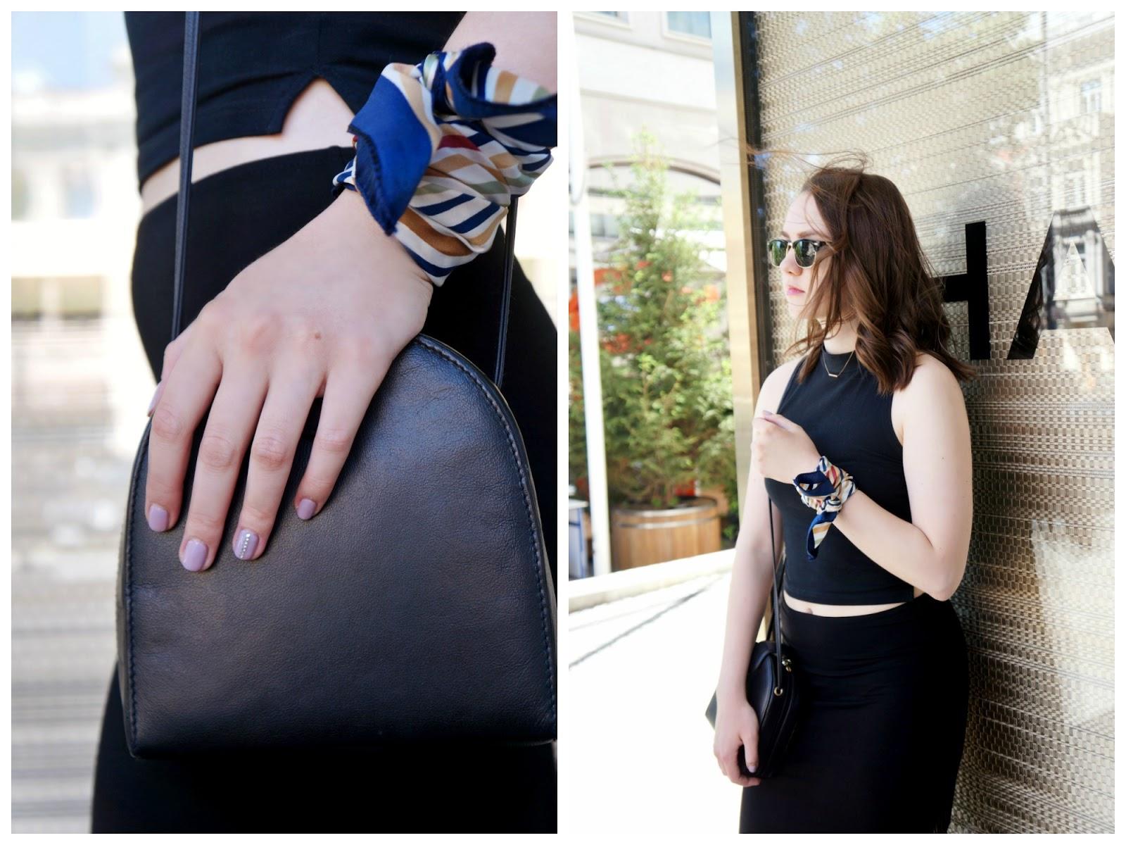Alina Ermilova | Silk Scarf | Outfit Details