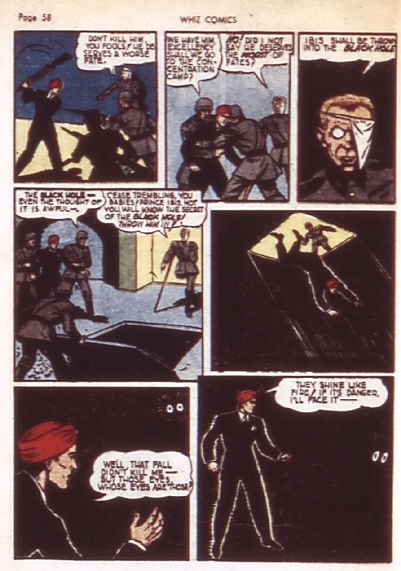 WHIZ Comics issue 22 - Page 60
