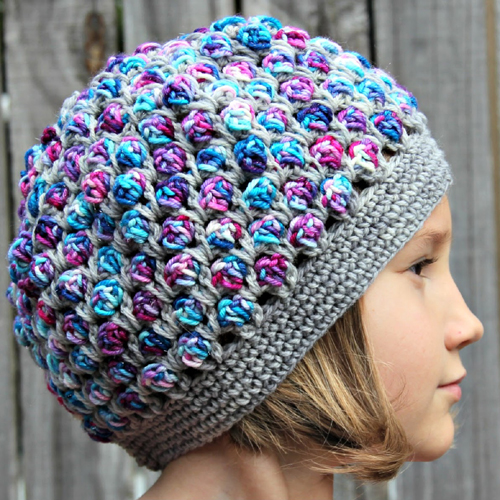 The Sterling Unicorn Hat - Free Pattern