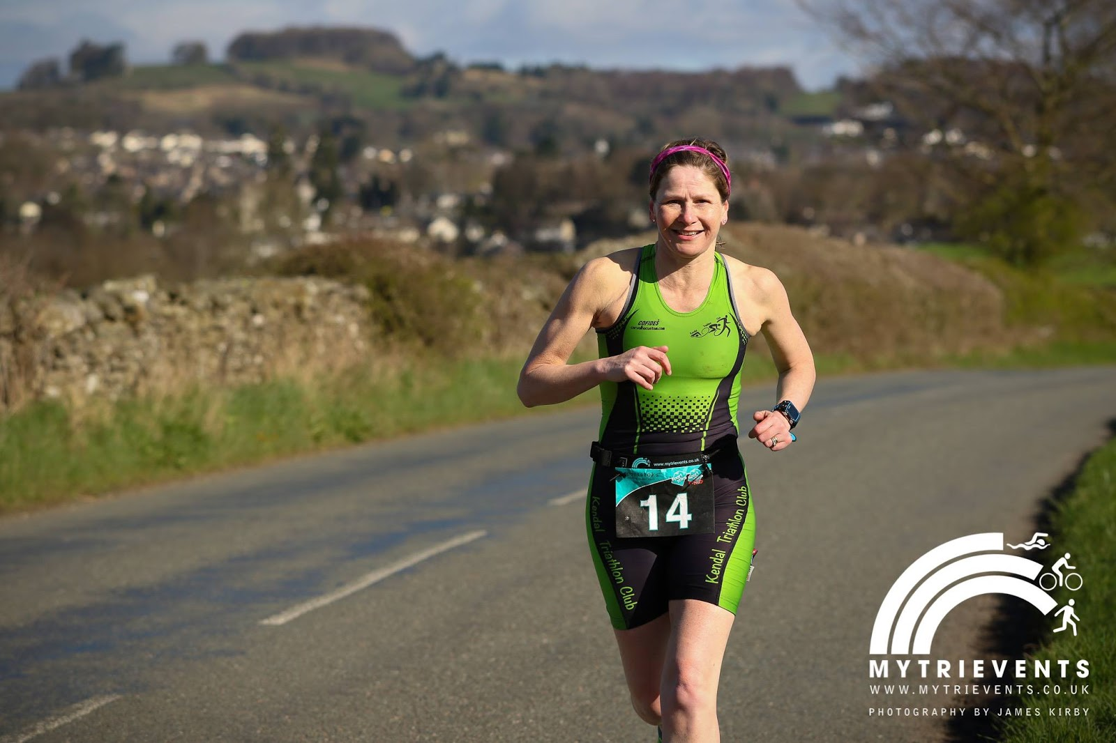 The Next Chapter By Fitlesley!: Kendal Sprint Triathlon