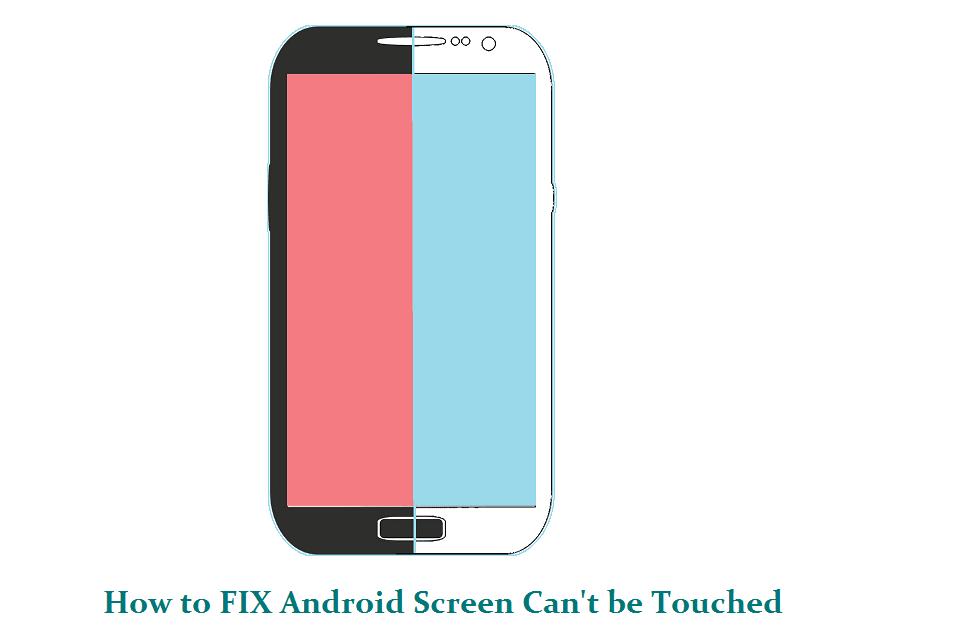 Touchscreen tidak bisa berfungsi