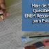 Mais de 6 Mil Questões do ENEM Resolvidas para Estudar