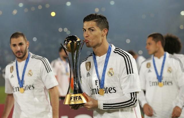 Camiseta adidas Real Madrid Mundial de Clubes 2014