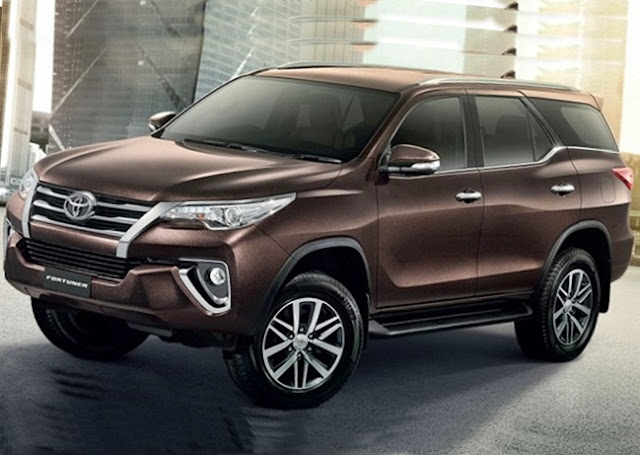 Toyota Fortuner 2018 Release Date