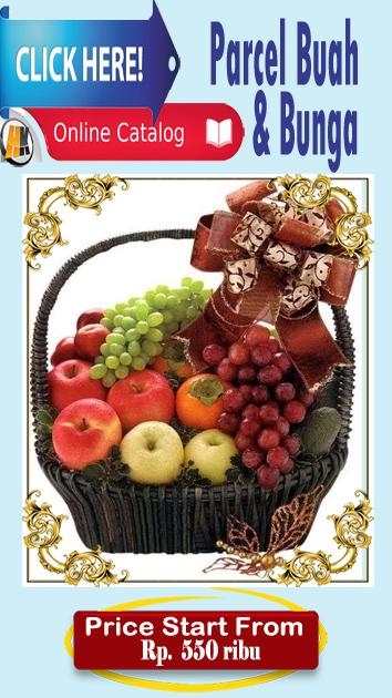 toko parcel buah dan bunga