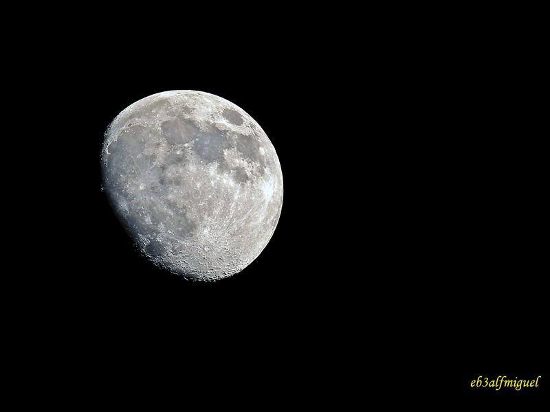 Miguel fotografia la luna hoy 16 6 2016 for Que fase lunar hay hoy