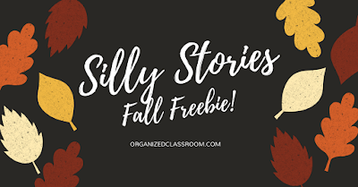 Celebrate fall with this super fun silly fill-in-the-blank stories template made just for the season! Enjoy!