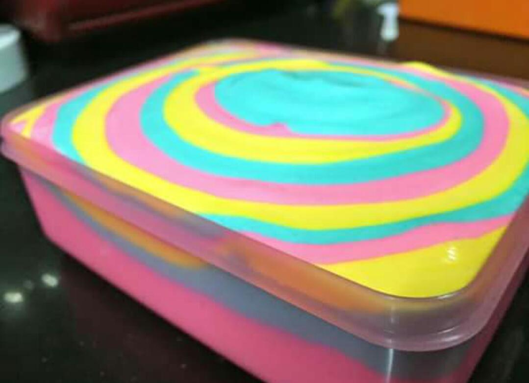 Resepi Homemade Aiskrim Paddle Pop