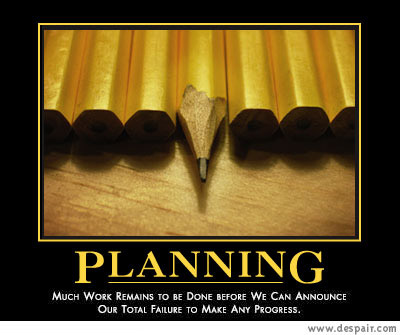 Funny business planning quotes
