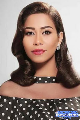 Sherine Abdel Wahab, an Egyptian singer, born October 8, 1980 .