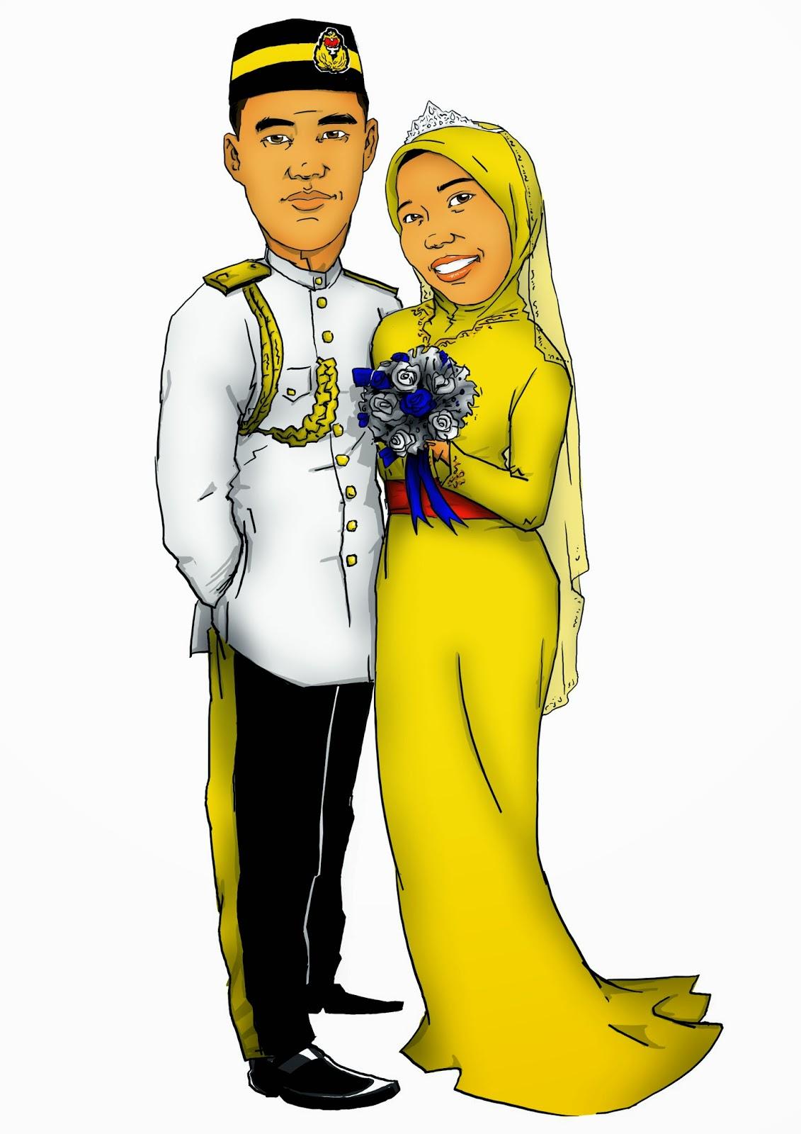 Gambar Kartun Nurse Muslimah Gambar Kartun