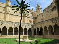 Claustro Catedral de Tortosa
