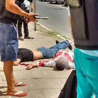 Camocim: Bandido é morto durante troca de tiros com a Polícia