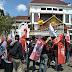 Aliansi Mahasiswa Kota Batam Minta Sekda Jefridin Dicopot dari Jabatanya