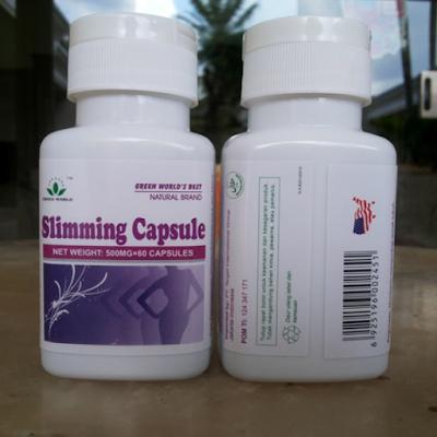 Obat Pelangsing Aman BPOM