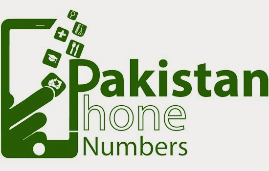 Pakistan Phone Numbers App – Very Important & Informative