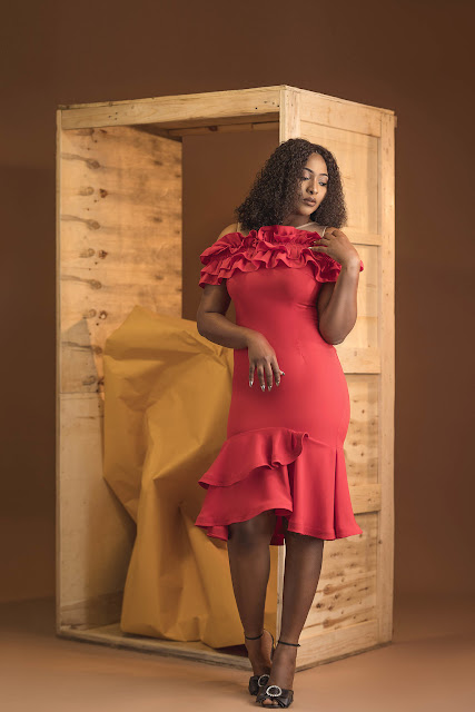 Lilian Esoro Is A Beauty In DOS Clothing Store's 2017 Summer Edition Campaign