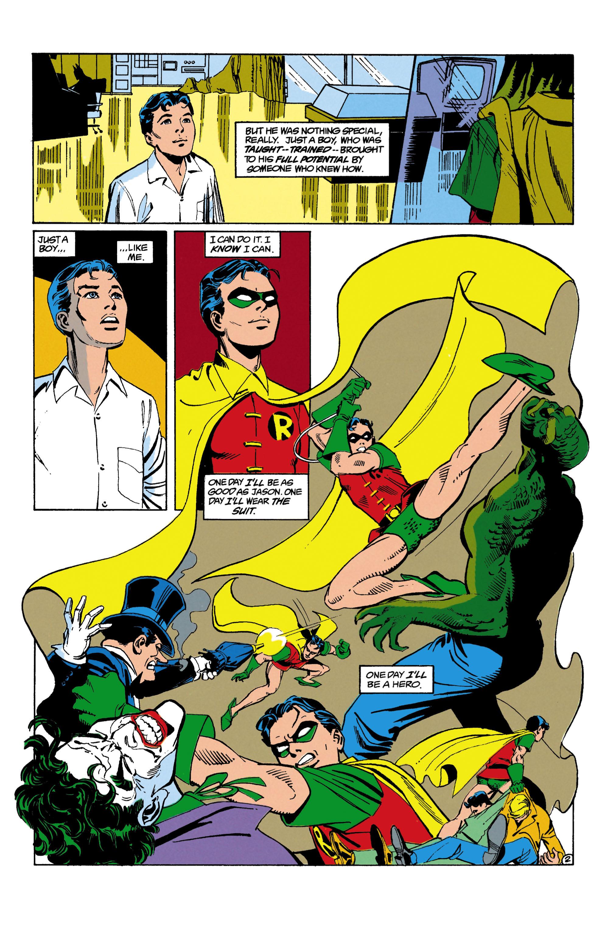 Detective Comics (1937) 618 Page 2