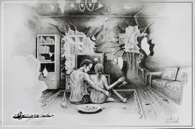 K. C. Hiddenstorm - Po złej stronie lustra || Fragment powieści