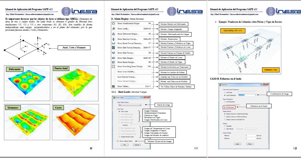 Manual Safe V 12 Diseño De Losas Vigas Y Fundaciones De