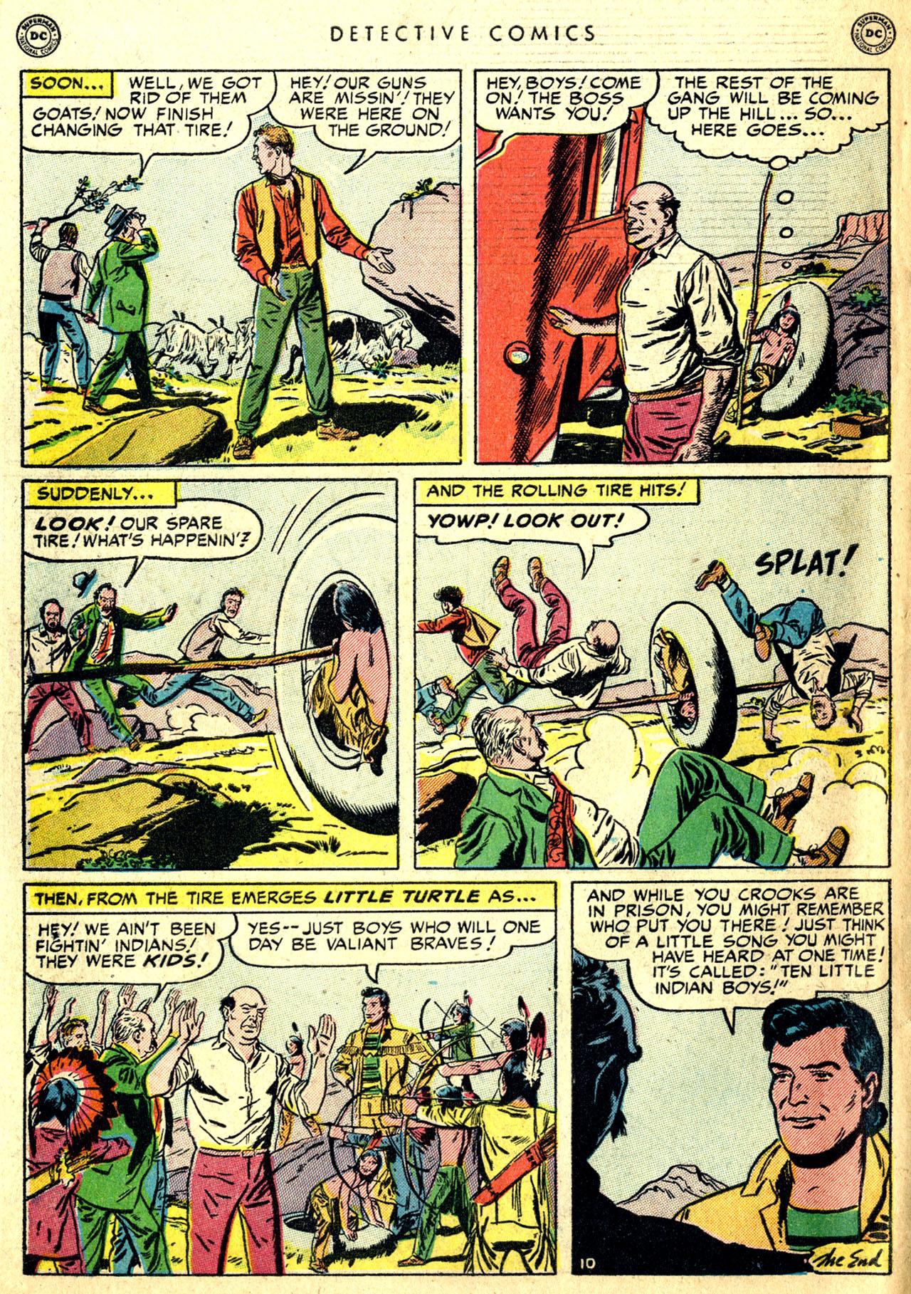 Read online Detective Comics (1937) comic -  Issue #168 - 50