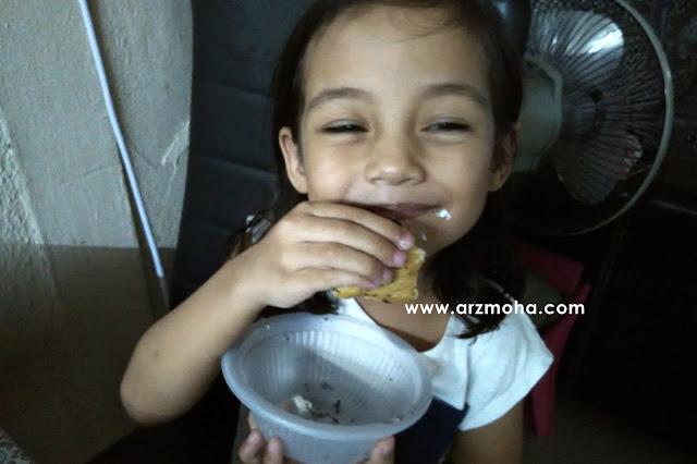 anak-anak suka jco donut dan kek secret recipe, bahaya makanan manis terhadap kanak-kanak, kesan pengambila gula berlebihan, kenapa anak hyperaktif, cara cegah kerosakan gigi akibat makanan manis, makan malam,