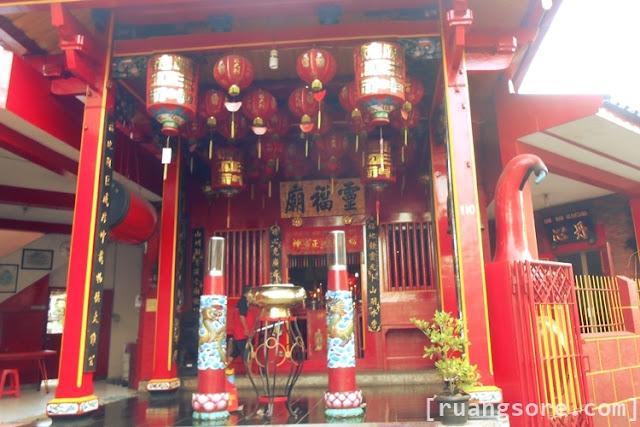 Klenteng Ling Hok Bio