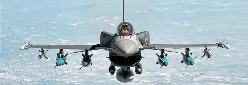 Винищувачі F-16 пройдуть перепрошивку