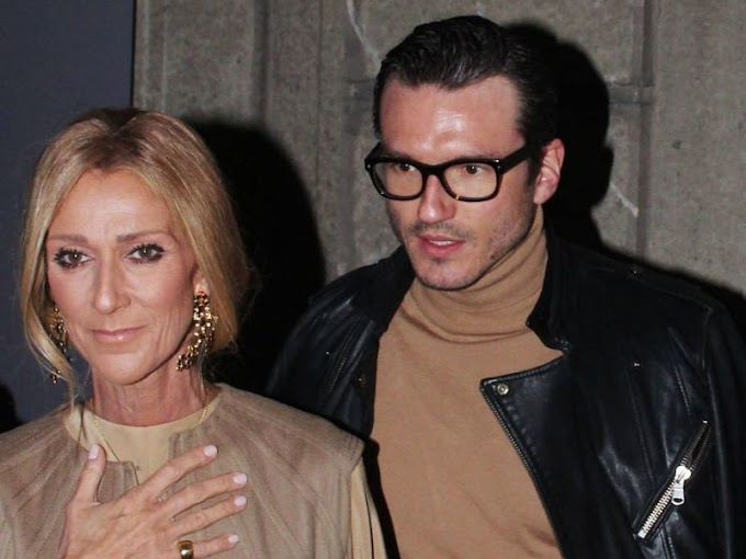 Celine Dion insists she's single amid Pepe Munoz romance rumours