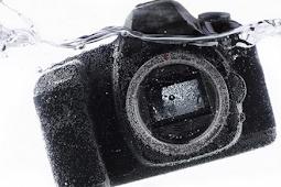 Hebat! Kamera 13 Tahun Hilang Terendam Air Laut Masih Normal Jaya dan Kini di Pemiliknya