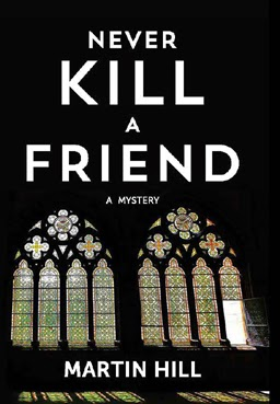Never Kill A Friend, Available June 15, 2015
