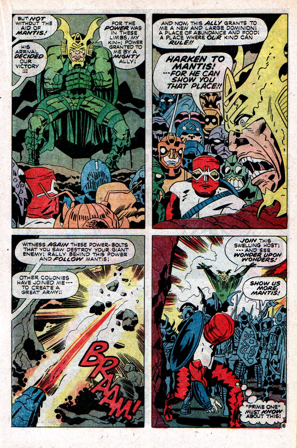 The New Gods (1971) issue 9 - Page 20