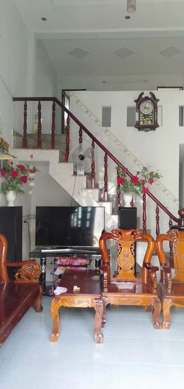 Chính chủ cần bán căn nhà gác đúc ở Tân Phước Khánh 21, Tân Uyên, Bình Dương. Giá chỉ 680tr