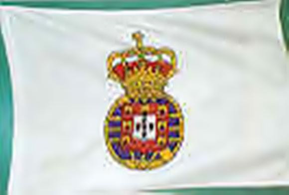 Bandeira de D. Pedro II, de Portugal, Bandeira do Reino Unido de Portugal, Brasil e Algarve (1816-1821)
