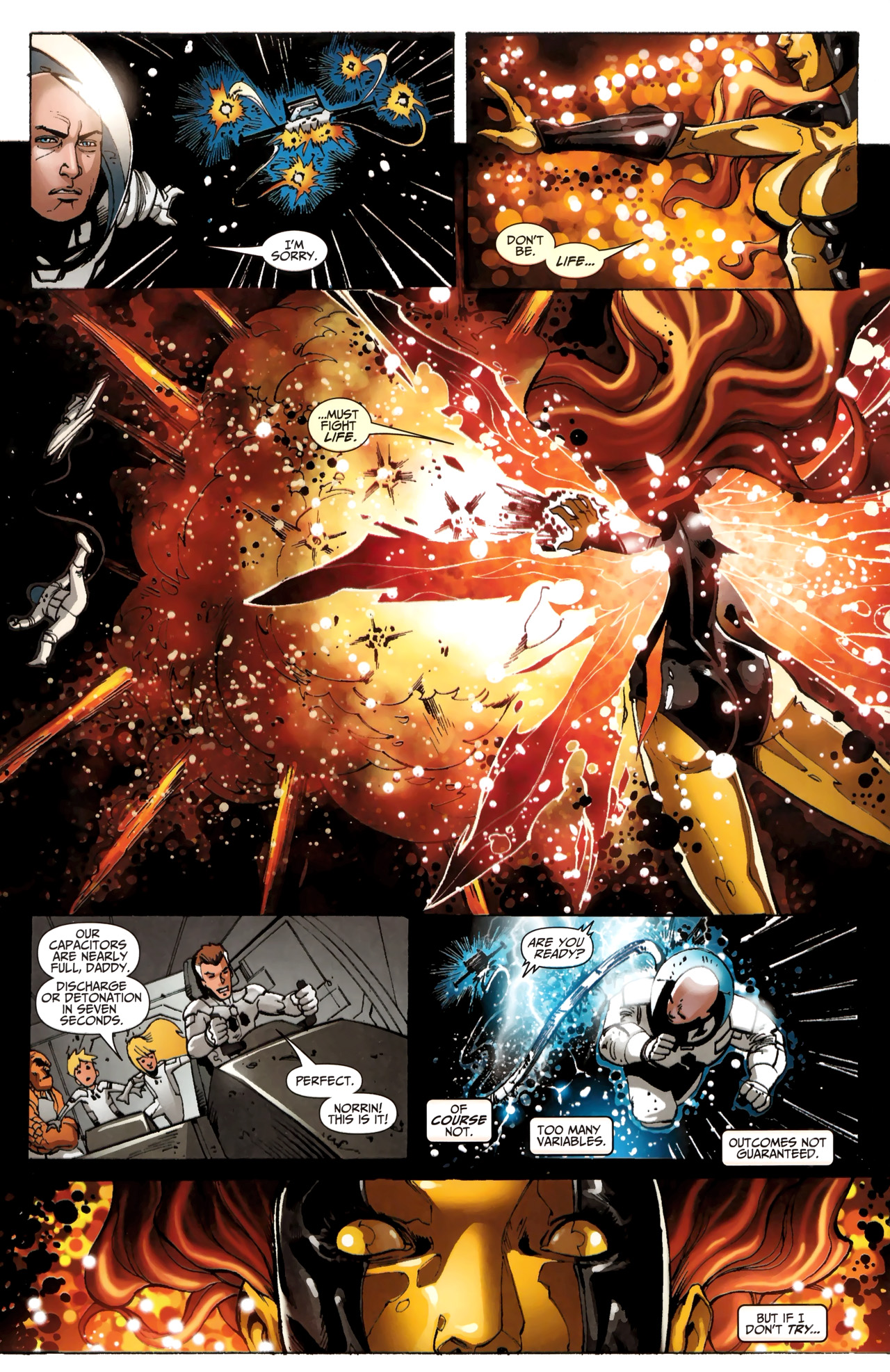 Read online Silver Surfer (2011) comic -  Issue #4 - 19