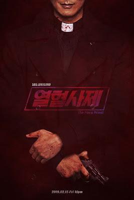 Biodata Terbaru Pemain Drama The Fiery Priest