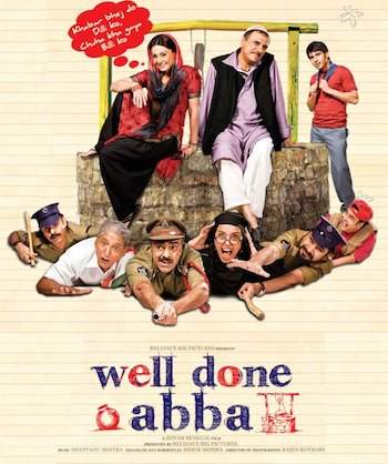 Well Done Abba 2010 Hindi Movie Download