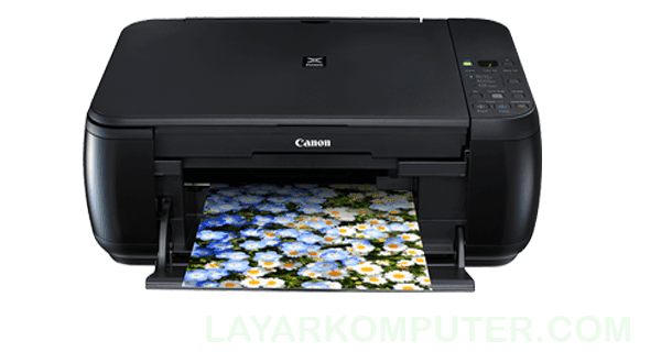 Error P02 Printer Canon Mp287