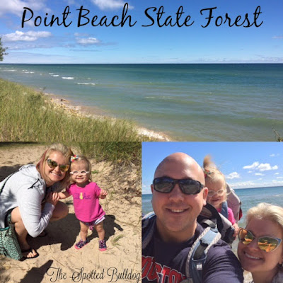 Point Beach State Forest & Manitowoc