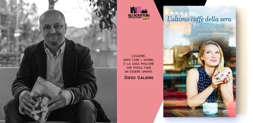 Diego Galdino presenta: L'ultimo caffè della sera