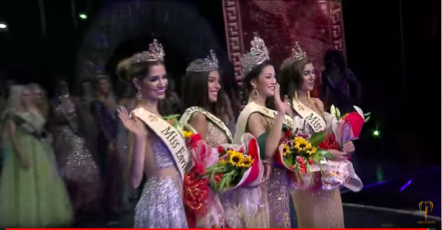 Miss Earth 2018 Elemental Queens