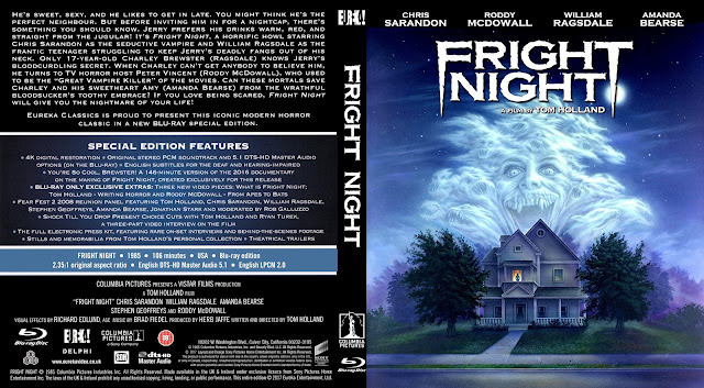 Fright Night Bluray Cover