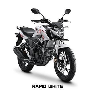 Sepeda Motor Honda CB150R SteetFire 2