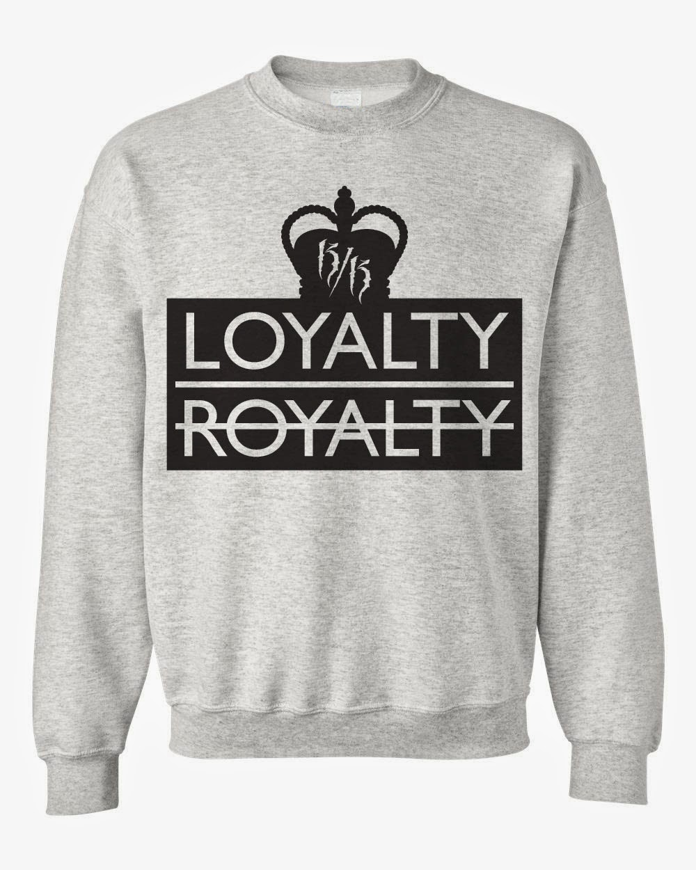 Royalty Over Loyalty Coloring Page: King Kairos Clothing Co