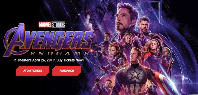 Permalink to Avengers: Endgame Filem Superhero Paling Popular 2019