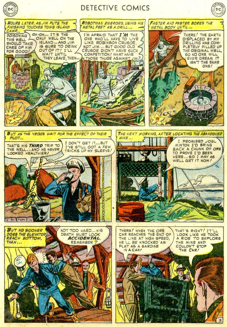 Read online Detective Comics (1937) comic -  Issue #179 - 27